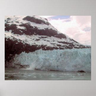 Glaciar de Marjorie Impresiones