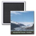 Glaciar de Mendenhall Imán De Frigorífico