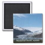 Glaciar de Mendenhall Imán De Nevera