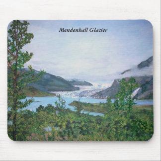 Glaciar de Mendenhall - Mousepad Alfombrilla De Ratones