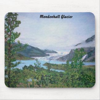 Glaciar de Mendenhall - Mousepad Tapete De Raton