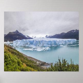 Glaciar de Perito Moreno Póster