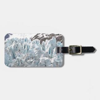 Glaciar de Portage, Alaska, los E.E.U.U. Etiquetas De Maletas