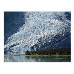 Glaciar de Wellesley en el fiordo de la Postales