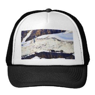 Glaciar en Banff Canadá Gorras