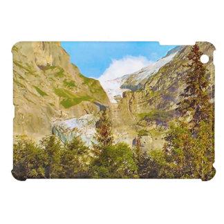Glaciar en el verano, Grindelwald