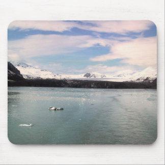 Glaciar pacífico tapete de ratón