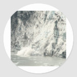 Glaciar Pegatina Redonda