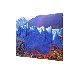 Glaciar Perito Moreno Canvas Print