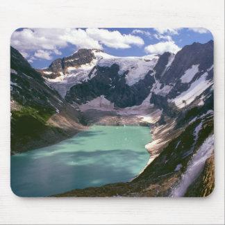 Glaciares canadienses alfombrilla de ratones