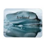 Glaciares de Islandia Imanes Rectangulares