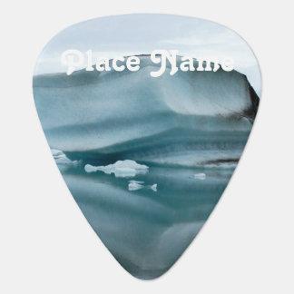Glaciares de Islandia Plumilla De Guitarra