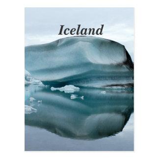 Glaciares de Islandia Postales