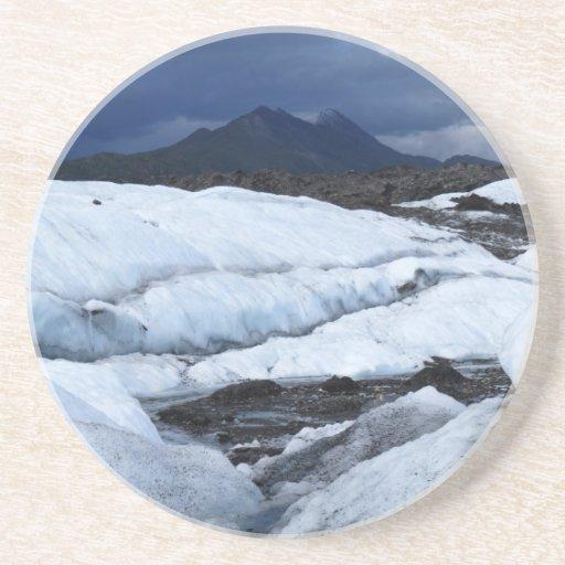 Glacier and a Mountain Coaster