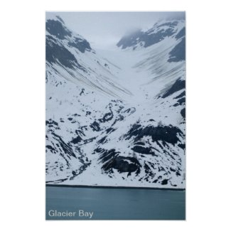 Glacier Bay 1 print