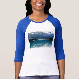Glacier Bay 2 Ladies 3/4 Sleeve Raglan (Fitted) T-Shirt