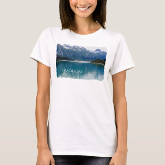 Glacier Bay 2 Ladies Baby Doll (Fitted) T-Shirt