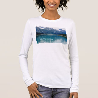 Glacier Bay 2 Ladies Long Sleeve (Fitted) Long Sleeve T-Shirt