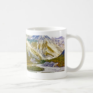 Glacier Bay 3 Classic White Mug