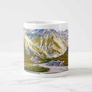 Glacier Bay 3 Jumbo Mug 20 Oz Large Ceramic Coffee Mug