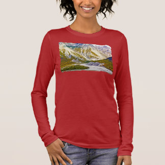 Glacier Bay 3 Ladies Long Sleeve Long Sleeve T-Shirt