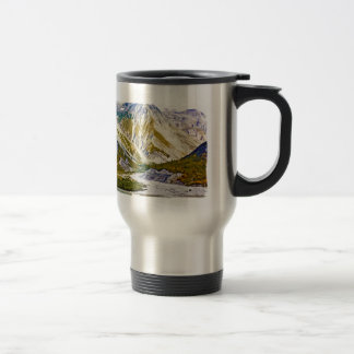 Glacier Bay 3 Stainless Steel Travel Mug