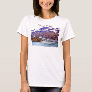 Glacier Bay 4 Ladies Baby Doll (Fitted) T-Shirt