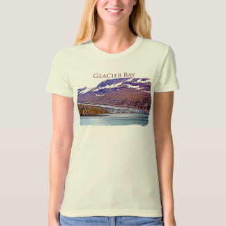 Glacier Bay 4 Ladies Organic T-Shirt (Fitted)