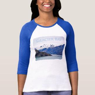 Glacier Bay 5 Ladies 3/4 Sleeve Raglan (Fitted) T-Shirt