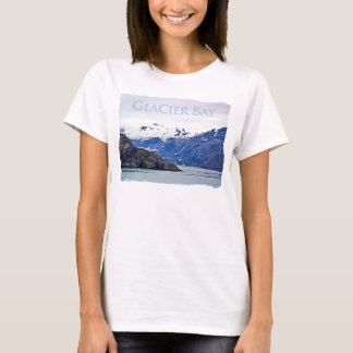 Glacier Bay 5 Ladies Baby Doll (Fitted) T-Shirt