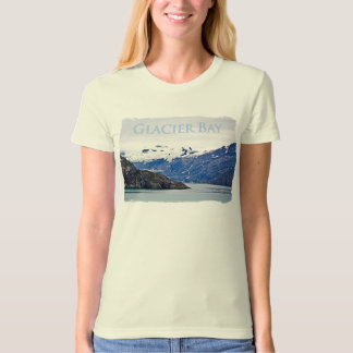 Glacier Bay 5 Ladies Organic T-Shirt (Fitted)