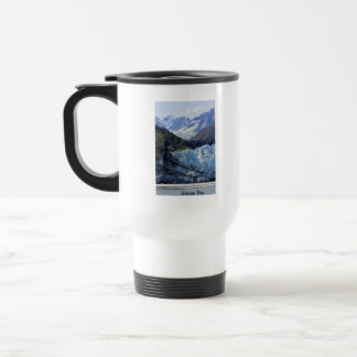 Glacier Bay, Alaska 15 Oz Stainless Steel Travel Mug