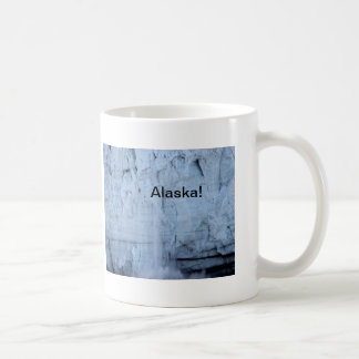 Glacier Bay, Alaska Coffee Mug