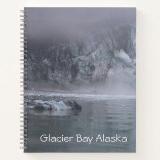 Glacier Bay Alaska Notebook