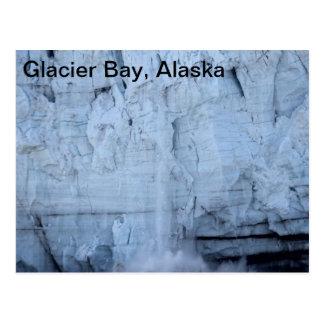 Glacier Bay, Alaska Postcard