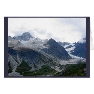 Glacier Bay Alaska September 2016 Card