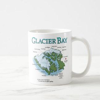 Glacier Bay Graphic Classic White Mug