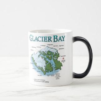 Glacier Bay Graphic Morphing Mug