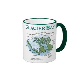 Glacier Bay Graphic Ringer Mug