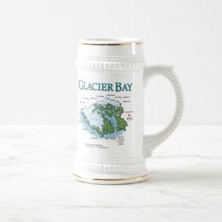 Glacier Bay Graphic Stein 18 Oz Beer Stein