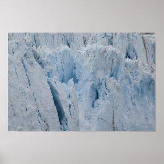 Glacier Bay Ice! print