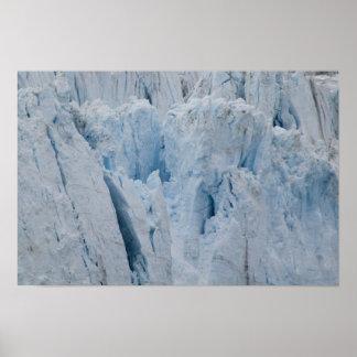 Glacier Bay Ice! Poster
