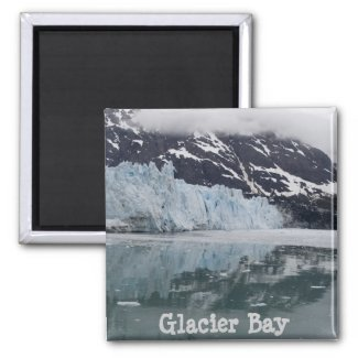 Glacier Bay Magnet 1 magnet
