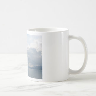 Glacier Bay Classic White Coffee Mug