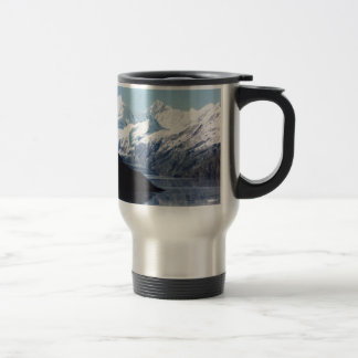 Glacier Bay National Park 15 Oz Stainless Steel Travel Mug