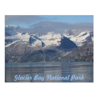 Glacier Bay National Park, Alaska Postcard