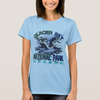 Glacier Bay National Park, Alaska T-Shirt