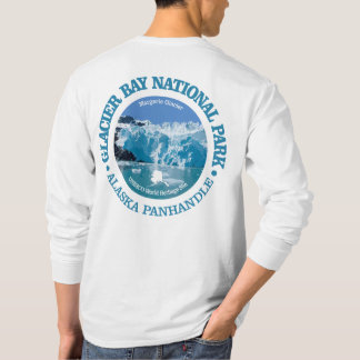 Glacier Bay National Park (color) T-Shirt