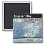 Glacier Bay National Park Fridge Magnets