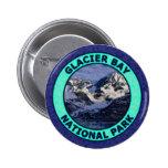 Glacier Bay National Park Pinback Button